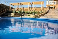 Анапа отдых дом с бассейном