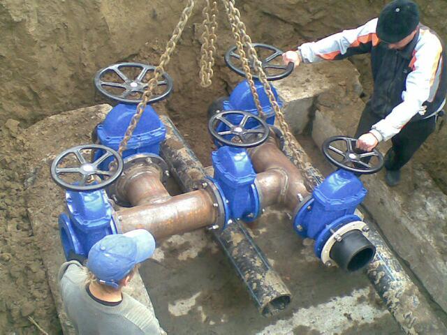 Как сделать врезку в газопроводе
