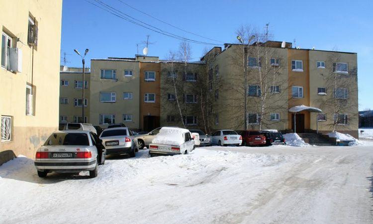 Ремонт фасада здания подольск